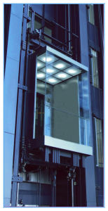 Good Quality Commercial Building Elevator with Small Machine Room pictures & photos