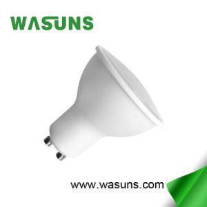 Commercial LED 6W Spotlight Lampada GU10 pictures & photos