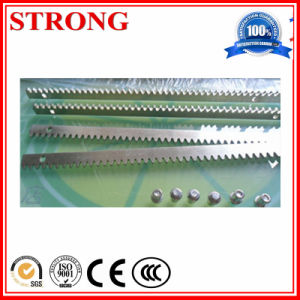 Industrial Gear Rack (M8/M5/M4) Pinion for Construction pictures & photos
