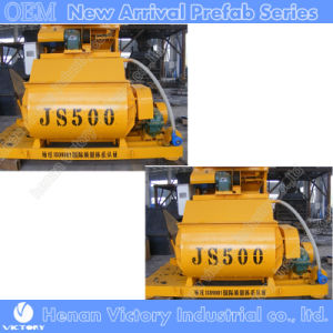 Concrete Block Mixer Machine Jj pictures & photos