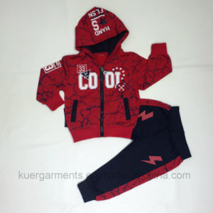 Kids Boy Sports Suit in Kids Clothes pictures & photos