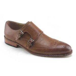 Men′s Office Shoes with Fashion Design (HDS-R03)