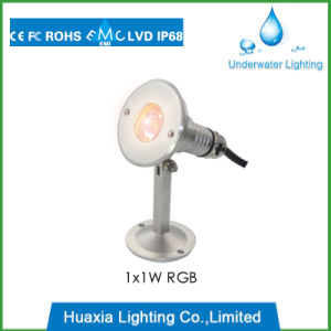LED Underwater Light, LED Fountain Light, LED Pool Light pictures & photos