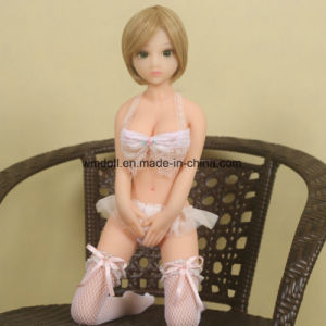Top Quality 65cm Silicone Love Doll pictures & photos