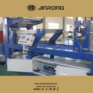 Automatic PE Film Packing Machine for Apple Juice pictures & photos