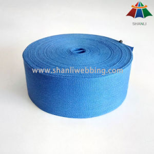 Factory Direct 100% Cotton Tape Webbing pictures & photos