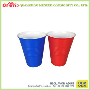 Colorful Custom Logo Print Melamine Juice Cup pictures & photos