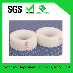 High Quality BOPP Invisible Stationery Adhesive Tape pictures & photos