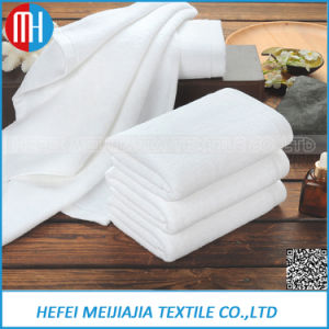 Hotel Bath Towel 100% Cotton White 500GSM 50*70cm pictures & photos