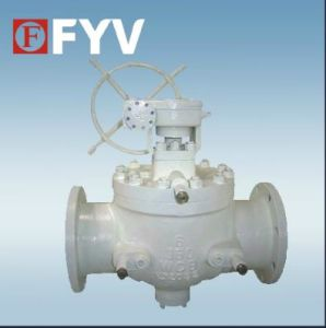 API 6D Top Entry Ball Valve Flanged Ends pictures & photos