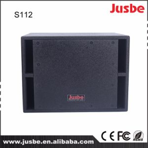 350W 8ohm 18mm Plywood Enclosure Stage Performance 12 Inch Subwoofers pictures & photos