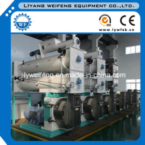 Discount for First Order for Szlh Type Feed Pellet Production Line/ Feed Grain Granulator/ Pellet Mill pictures & photos