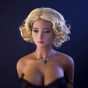 2017 Newest Adult Sex Toys Big Breast Full Silicone Sex Doll pictures & photos