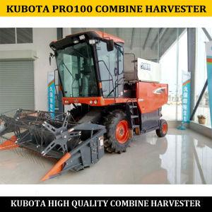 Manufacture of Kubota Comibine Harvester, Kubota Harvester PRO100, Kubota PRO100 Agriculture Machine pictures & photos