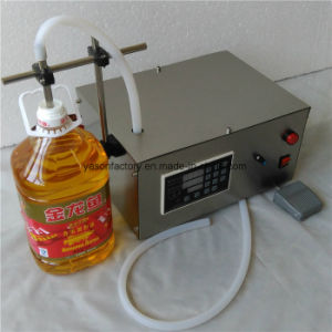 17L/Min Large Flow Liquid Filling Machine Oil Filling Machine