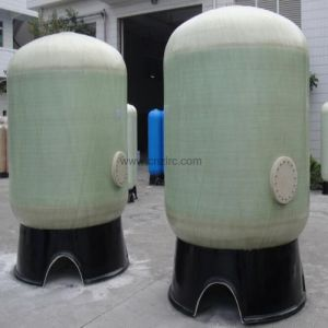 Factory Price FRP GRP Filter Water Tank Air Purification Tank pictures & photos