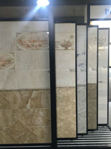 Best Products Beige Inkjet Design Full Glazed Polished Floor Tile Importers pictures & photos