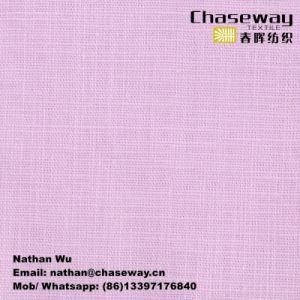 Linen Texture Slub Plain Fabric Stretch Fabric/95%Cotton+5%Spandex