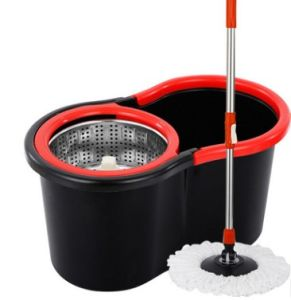 Hot Sales New Design 360 Spin Magic Mop Easy Mops pictures & photos