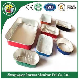 Disposable Aluminium Foil Food Container pictures & photos