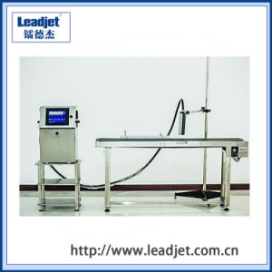 Leadjet V98 Continuous Cij Inkjet Printer pictures & photos