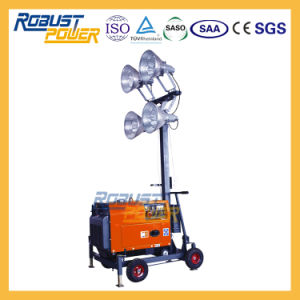 Portable Light Towers for Sale pictures & photos