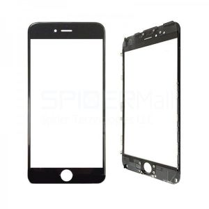 Wholesaler Front Glass with Frame for iPhone 7 Plus pictures & photos