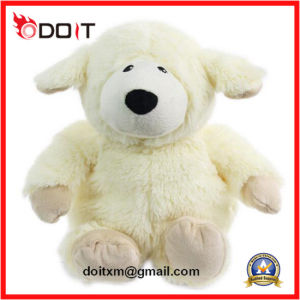Custom White Soft Plush Stuffed Lamb Toy Plush Lamb Toy pictures & photos