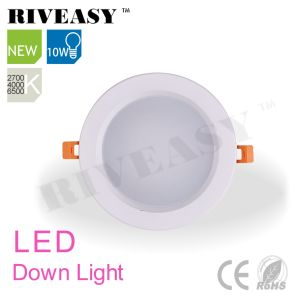 LED Ceiling Lamp Black 10W LED Downlight with Ce&RoHS pictures & photos