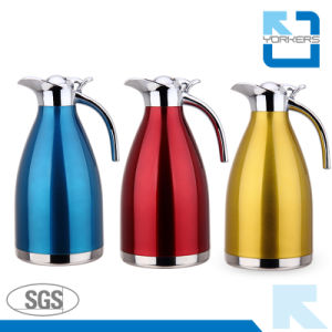 Stainless Steel Vacuum Kettle/ Coffee Pot pictures & photos