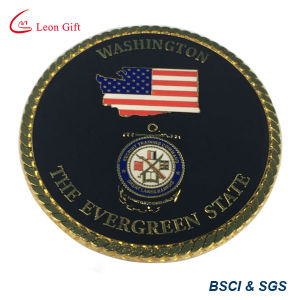 Custom High Quality Metal Commemorative Coin Wholesale pictures & photos