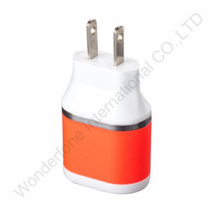 Full 2.5A 2 USB Port Charger pictures & photos
