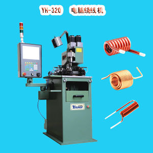 Air-Core Coil Winding Machine From Dongguan pictures & photos