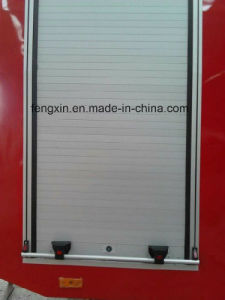 Security Rolling up Automatic Aluminum Door pictures & photos