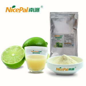 Natural Spray Dried Lemon Fruit Powder / Lemon Juice Powder / Lemon Drink Powder pictures & photos