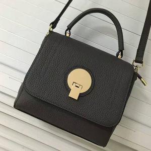 Popular 2017 Shoulder Messenger Bag Genuine Leather Handbag for Ladies Emg4819 pictures & photos