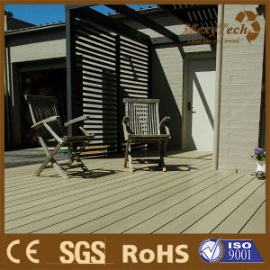 Outdoor Patio WPC Decking Floor with Decking Clips pictures & photos