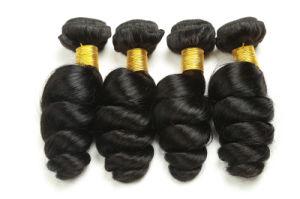 Brazilian Human Hair Loose Wave Hair Extension Virgin Human Hair pictures & photos
