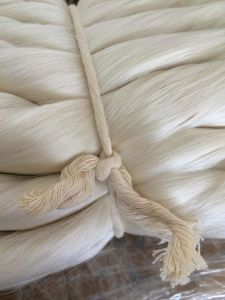 Super Grade 140nm/2 Raw Silk Yarn pictures & photos