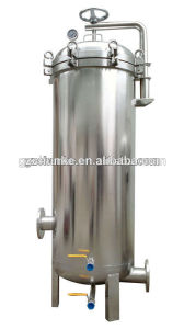 Ce Approved Stainless Steel Multi-Cartridge Filter Housing pictures & photos