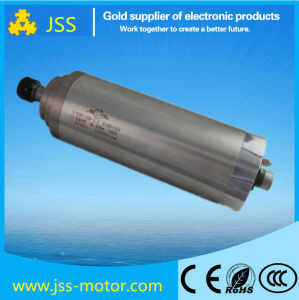 4.5kw Er25 Water Cooled Spindle Motor for CNC Machine 380V pictures & photos