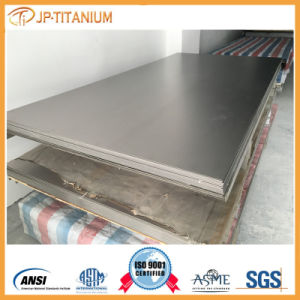 ASTM B265 Grade 12 Factory Price Titanium Sheet for Chemical Equipment pictures & photos