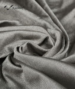 Scn003 Silver Coated Nylon Tricot Fabric pictures & photos