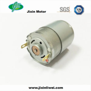 R380 DC Motor for Household Equipments pictures & photos