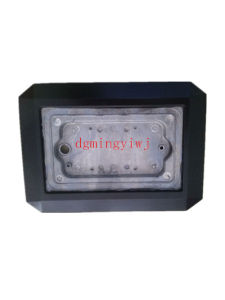 Aluminum Casting LED Heat Sink with Powder Coating Approved by ISO9001: 2008 pictures & photos