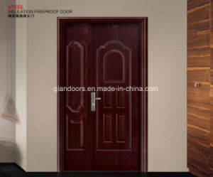 Security Steel Door Exit Room Door pictures & photos