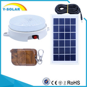 9PCS-2835 LED 6V3w Waterproof&Light Control Solar Lamp+Cable-5m SL1-3W pictures & photos