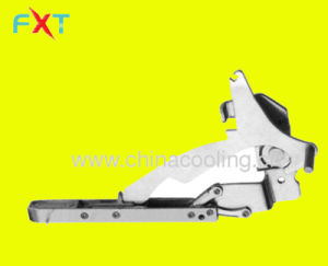 White Blue Zinc Coated Oven Door Hinge pictures & photos