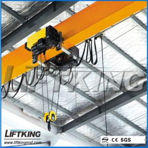 Electric Single Girder Overhead Crane, Liftking Eot Crane Manufacturer pictures & photos