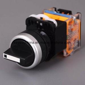 22mm Handle Type La118m Seires Push Button Switch pictures & photos